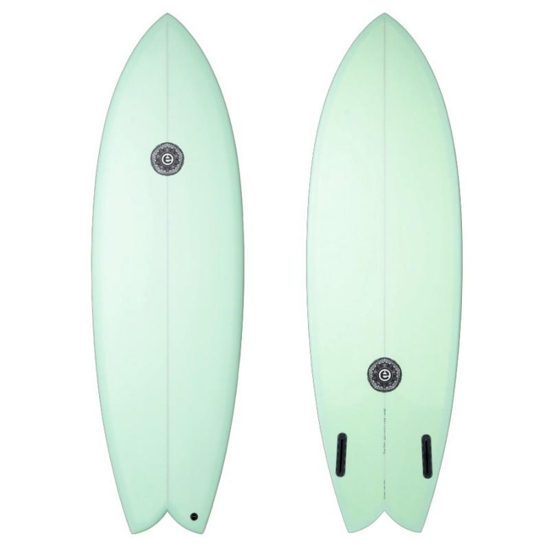 ELEMNT SURF - Twin Fish Epoxy - 6'2 Mint (Future)