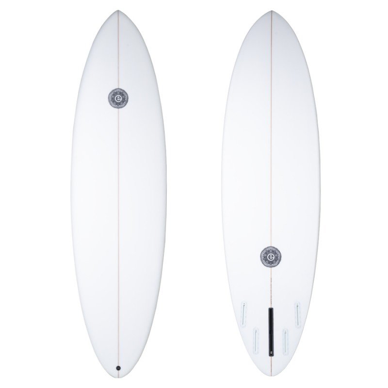 ELEMNT SURF - Wild Cat 7'2 Epoxy - Clear (Future)
