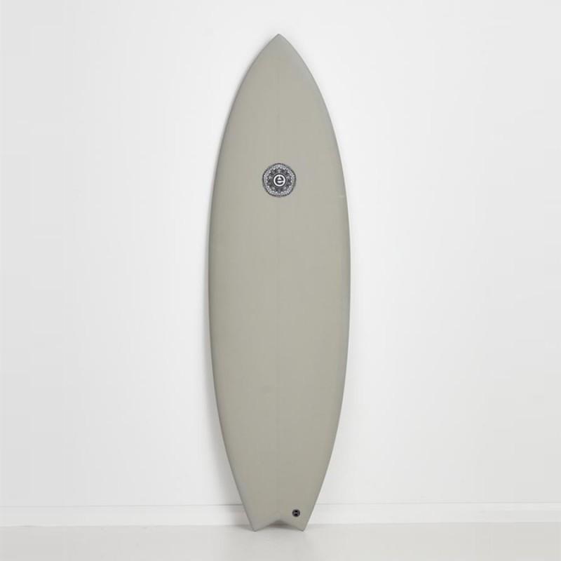 ELEMNT SURF - Vixen 6'8 Epoxy - Cool Grey (FCS2)