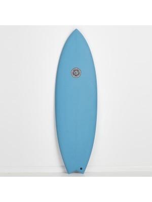 ELEMNT SURF - Vixen 6'0 Epoxy - Blue Steel (Future)