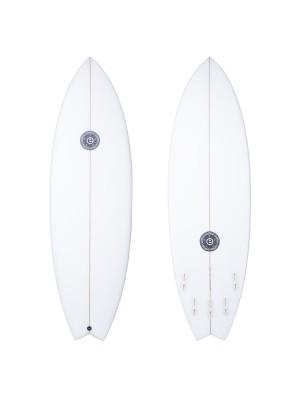 ELEMNT SURF - Vixen 6'8 Epoxy - Clear (FCS2)