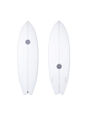 ELEMNT SURF - RJ Model 7'6 Epoxy - Clear (FCS2)