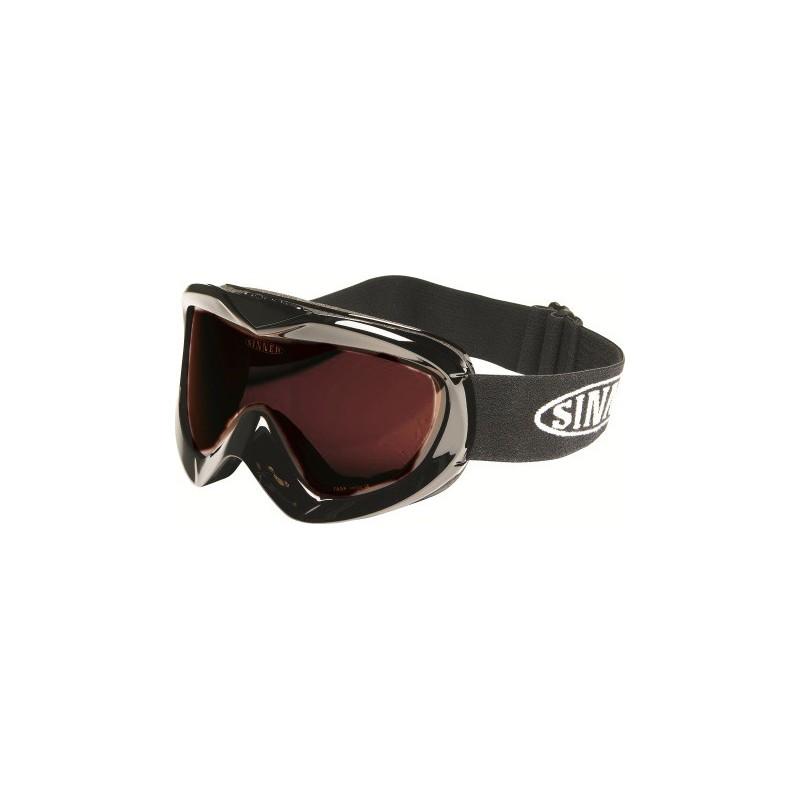 Masque de Snowboard SINNER Task Black Double
