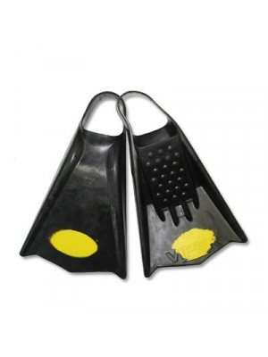 Palmes de bodyboard MS VIPER Black / Yellow