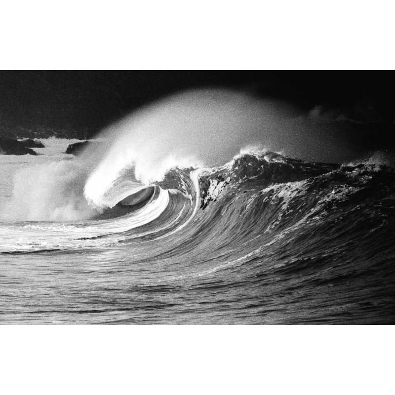 Photographie Surf Vintage JOHN SEVERSON 'Waimea Shorebreak'