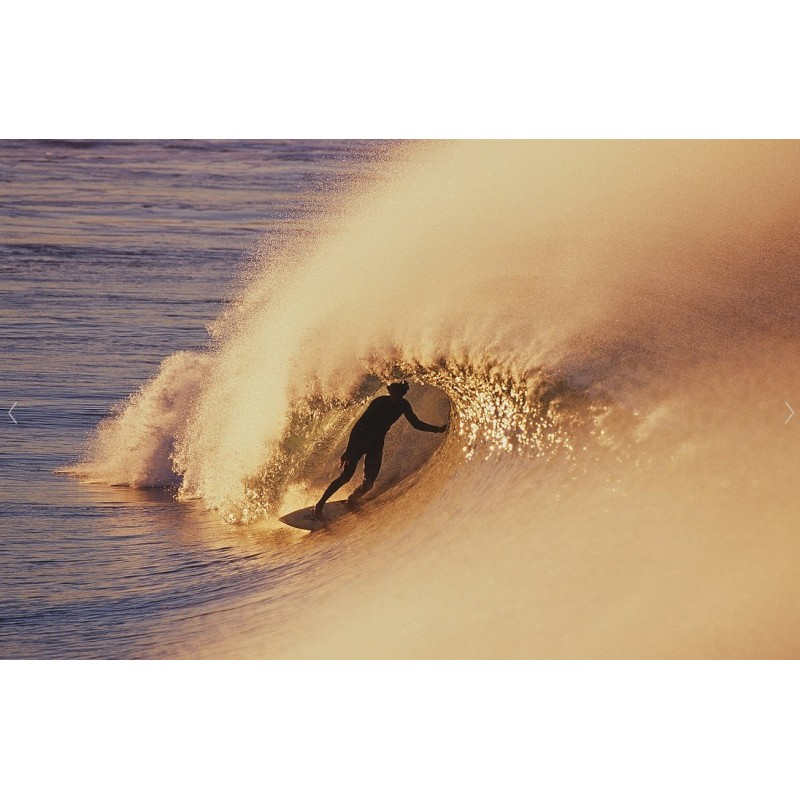 Photographie Surf ROB GILLEY 'California Gold Rush'