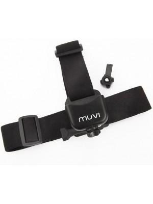 Bandeau de fixation VEHO Headband strap mount Muvi HD