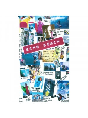 Dvd Echo Beach - A Documentation Of A Movement - by Jeff Parker