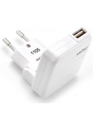 Prise de recharge USB VEHO pour iPod, iPhone, iPad, lecteur MP3