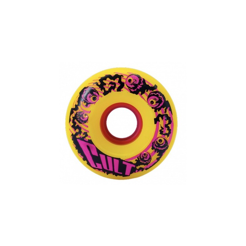 4 roues skateboard CULT Classic 70mm 80a