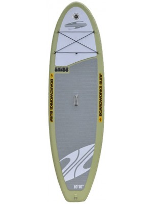 SUP gonflable - Stand Up Paddle BOARDWORKS Shubu wide - 8'2