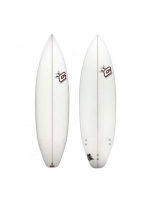 Planche de surf CLAYTON Surfboards Dredger (PU)