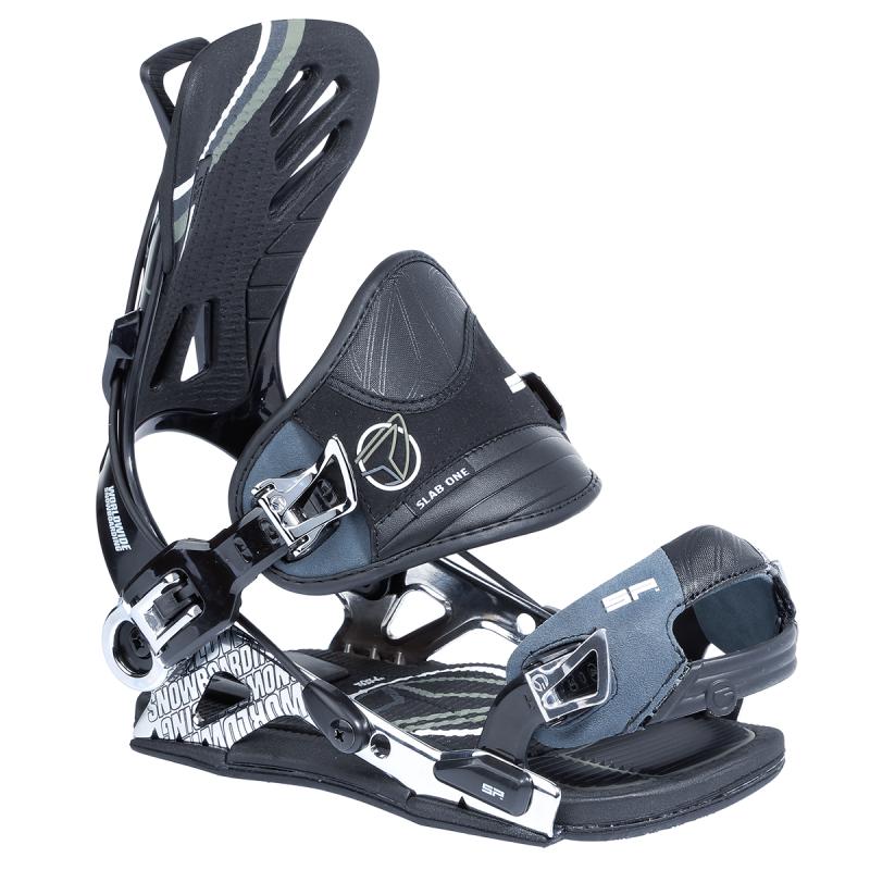 Fixations Snowboard SP FASTEC sLAB.one Mountain 2015 (entrée arrière)