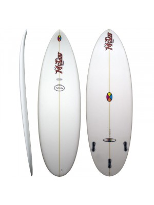 Planche de surf McCOY Surfboards All Round Nugget clear (PU)