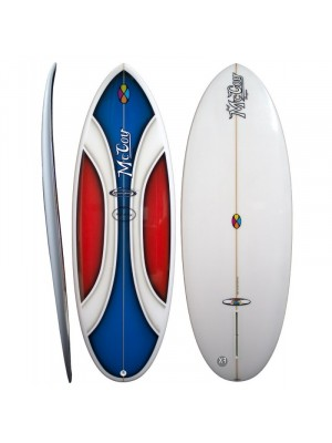 Planche de surf McCOY Surfboards Astron Zot XF technology (EPS Biax Epoxy)