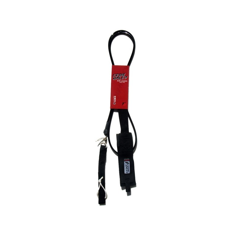 Leash Surf CROW HALEY Stand Out Standard (7mm)
