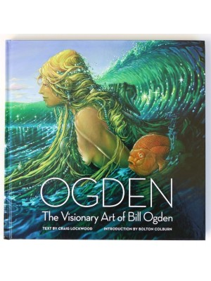 Livre de Surf: ODGEN - The Visionary Art of Bill Ogden (texte de Craig Lockwood)