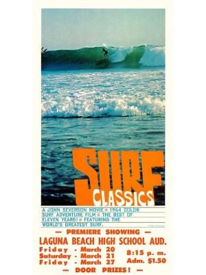 Affiche de Film JOHN SEVERSON 'Surf Classics'