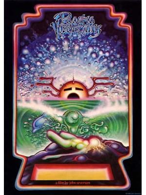 Affiche de Film JOHN SEVERSON 'Pacific Vibrations'