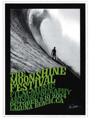 Affiche événement JOHN SEVERSON 'The Moonshine Festival'