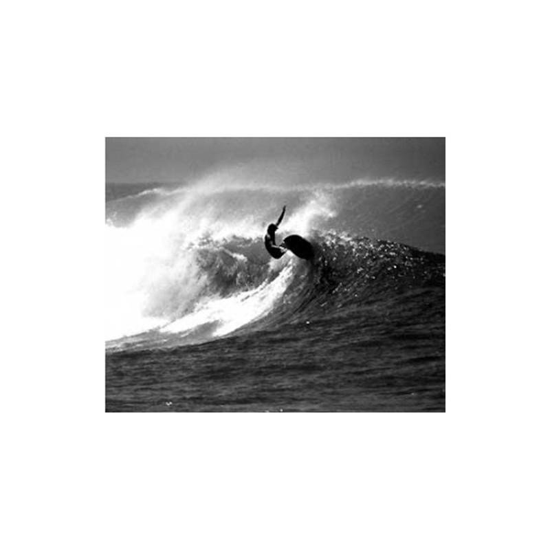 Photographie Surf Vintage JOHN SEVERSON 'Gerry Lopez Ala Moana Off The Lip'