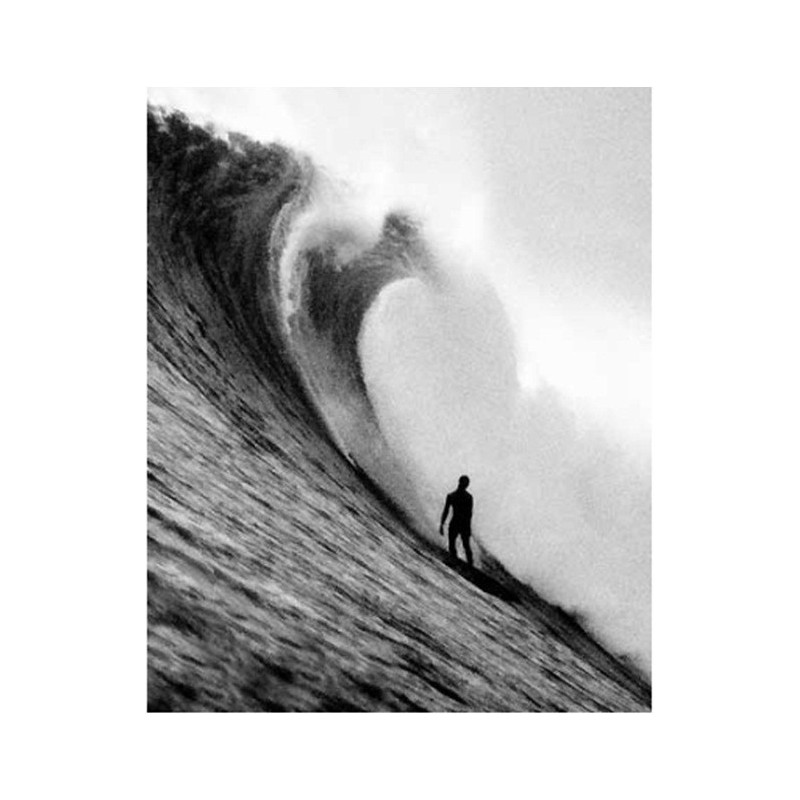 Photographie Surf Vintage JOHN SEVERSON 'Sunset Beach Drop'