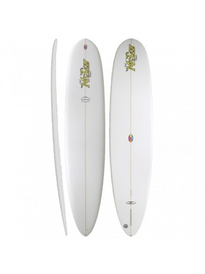 Longboard McCOY Surfboards All Round Mal clear (PU)