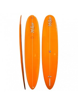 Longboard McCOY Surfboards All Round Mal orange (PU)