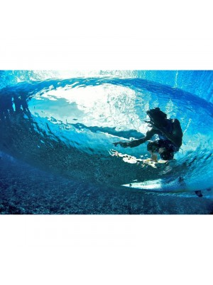 Photographie Surf ROB GILLEY 'Tahitian Glass Eye'