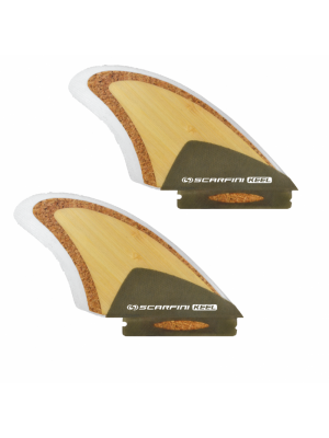 SCARFINI - FX Keel Twin Eco (Bambou/Liège/Chanvre) - Future