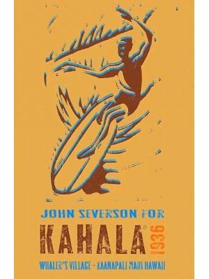 Affiche événement JOHN SEVERSON 'Kahala Maui'
