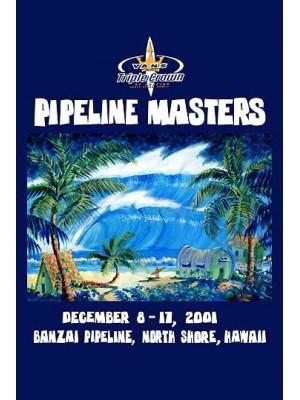 Affiche événement JOHN SEVERSON 'Pipeline Masters'