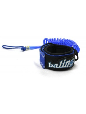 Leash poignet Bodyboard BALIN Double Deluxe Coil Wrist (7mm)