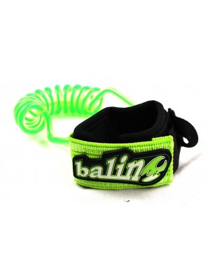 Leash poignet Bodyboard BALIN Deluxe Coil Wrist (7mm)