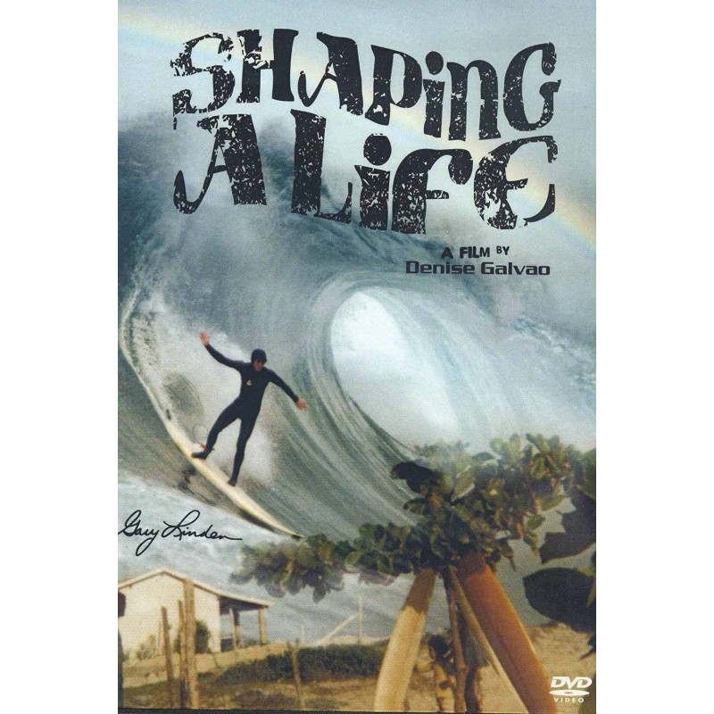 Dvd Surf Shaping a Life - The Story of Gary Linden