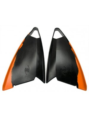 Palmes Bodyboard POD Model PF3 - Noir/Orange