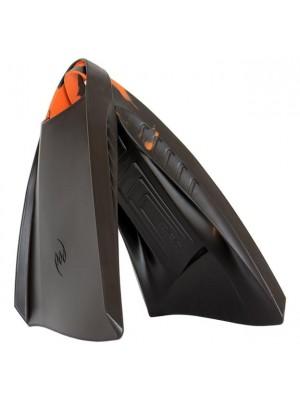 POD - PF3 EVO - Palmes Bodyboard - Black / Orange