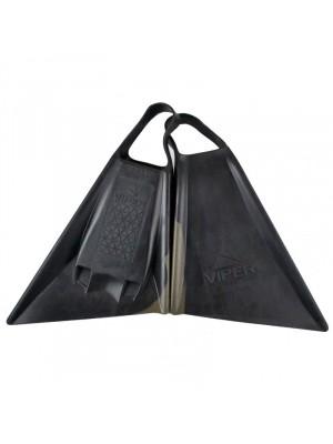 Palmes de bodyboard MS VIPER Delta - Black / Charcoal