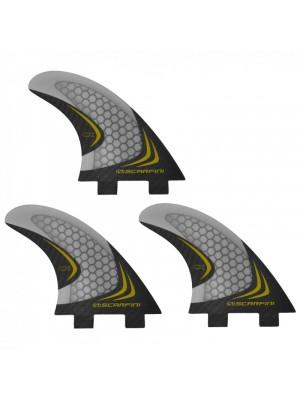 Set de 3 dérives SCARFINI HX3-CX (taille L) (FCS)