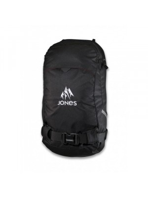 Sac à dos JONES SNOWBOARDS Deeper Black 18L