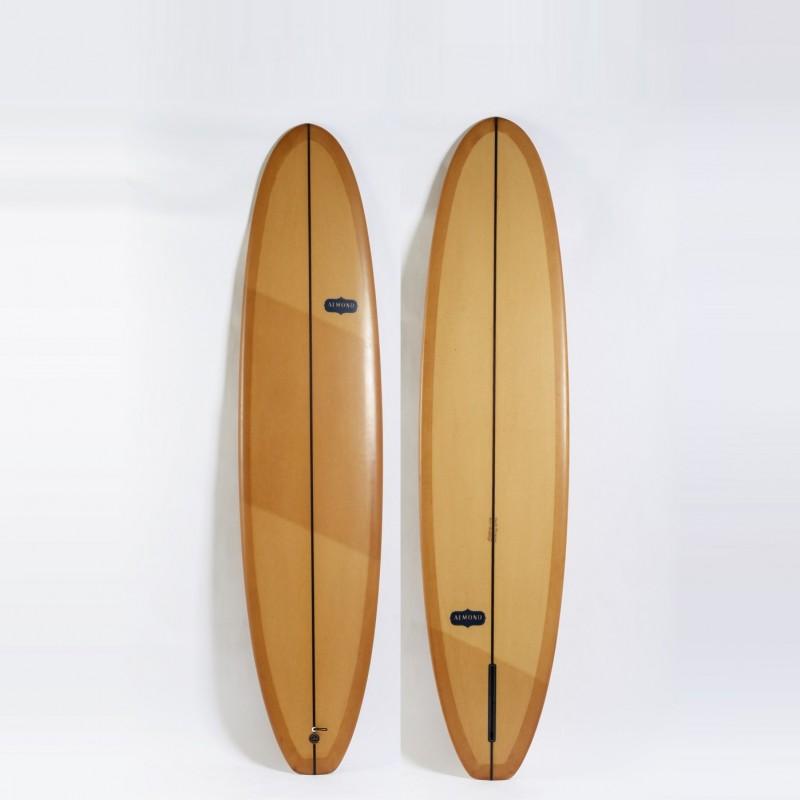 Longboard ALMOND Cash-Yew single 7'8 (PU)