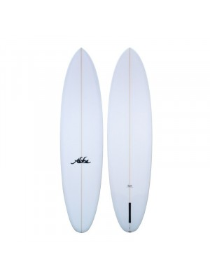 ALOHA Surfboards Mid Length Clear 8'6 (PU)