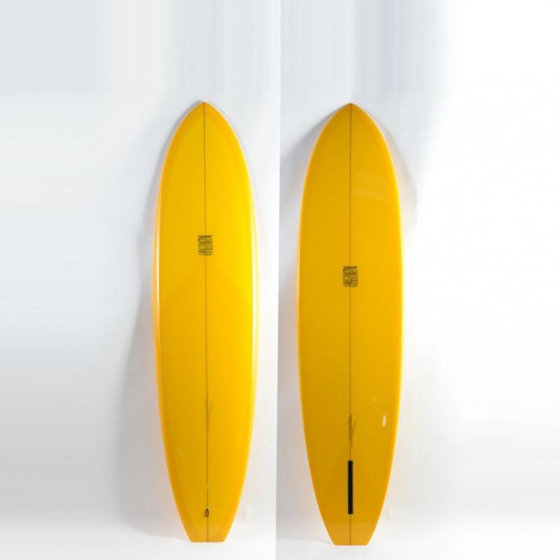 Planche de surf CHRISTENSON Flat Tracker single 7'4 (PU)
