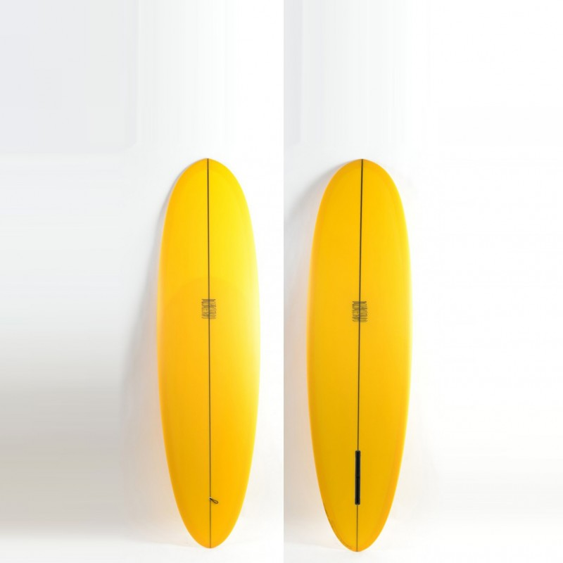 Planche de surf single CHRISTENSON Sub Mariner 6'6 yellow (PU)