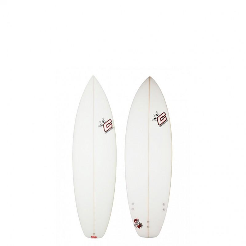 Planche de surf CLAYTON Surfboards Trickster (PU)