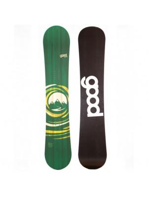 Planche de Snowboard GOODBOARDS Julia Double Rocker