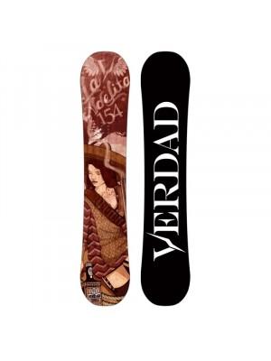 Planche de Snowboard VERDAD Adelita 2014