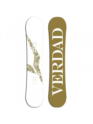 Planche de Snowboard VERDAD Bandana White 2016