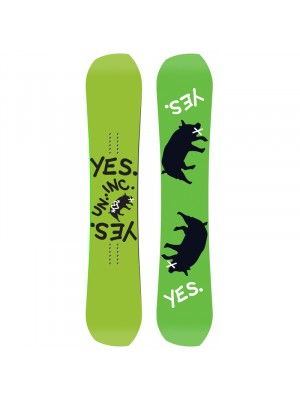 Planche de Snowboard YES Greats Uninc 2018