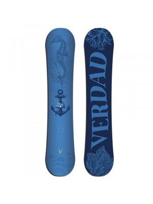 Planche de Snowboard VERDAD Blue Pearl 2016